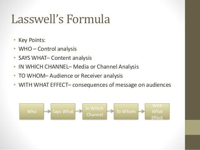 Of communication pdf models