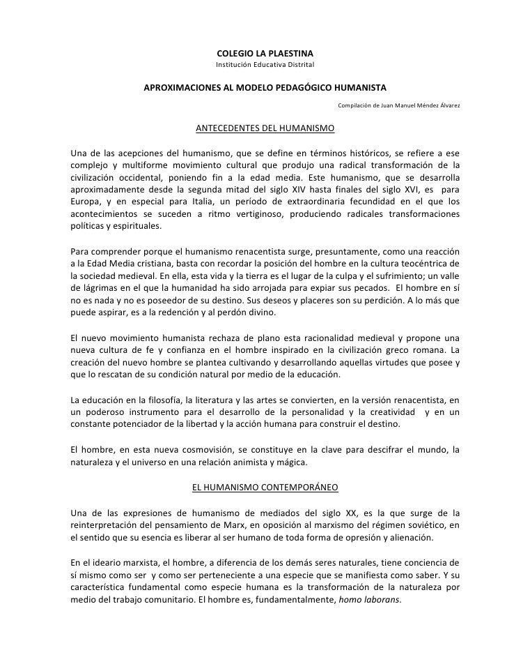 COLEGIO LA PLAESTINA                                      Institución Educativa Distrital                   APROXIMACIONES...