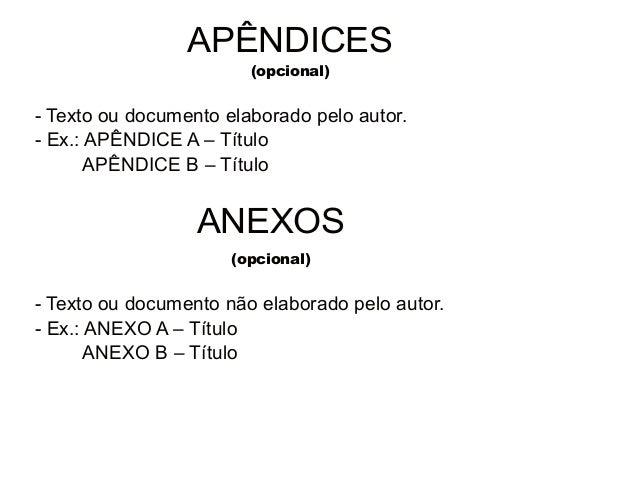 Exemplo de monografia abnt