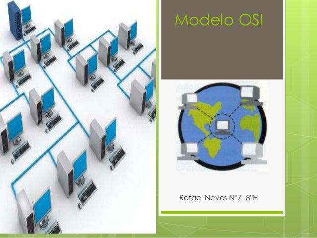 Modelo OSI Rafael Neves Nº7 8ºH
