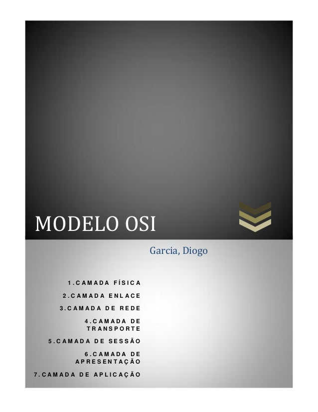 MODELO OSI1 . C A M A D A F Í S I C A2 . C A M A D A E N L A C E3 . C A M A D A D E R E D E4 . C A M A D A D ET R A N S P ...