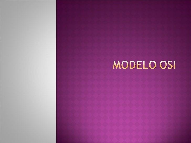 Modelo Osi[1] Slide 1