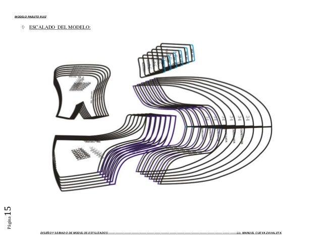 escalado de calzado pdf