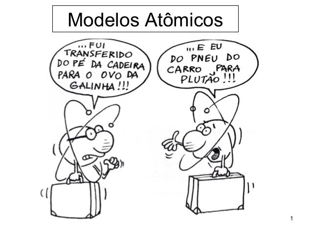 Modelos Atômicos                   1