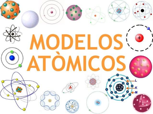 MODELOS  ATÒMICOS