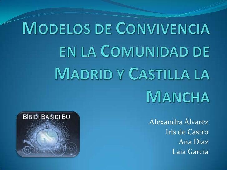 Modelos de convivencia en la comunidad de madrid for Correo comunidad de madrid