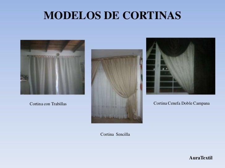 Modelos de cortinas for Modelos de cortinas