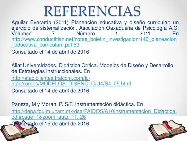 Modelos de dise o y desarrollo de estrategias instruccionales for Diseno curricular nacional 2016 pdf