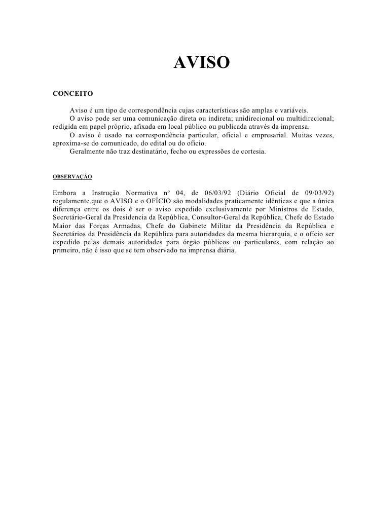 CARTA COMERCIAL     CONCEITO    Carta comercial é a correspondência tradicionalmente utilizada pela indústria ecomércio.  ...