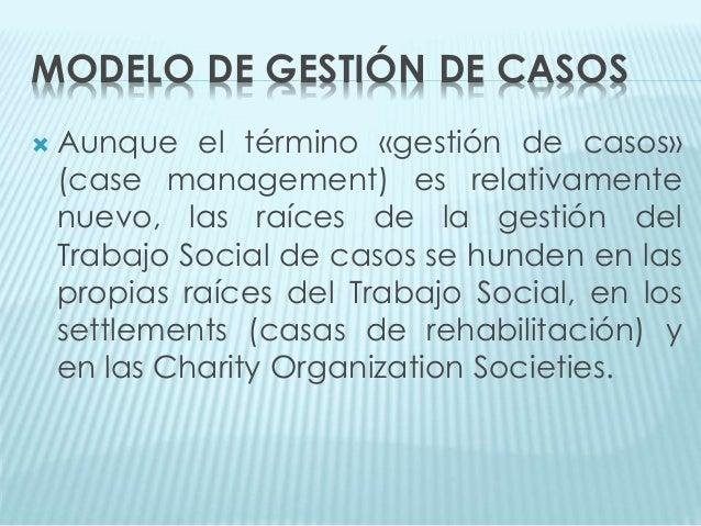 Modelos de intervencion - Casos practicos trabajo social ...