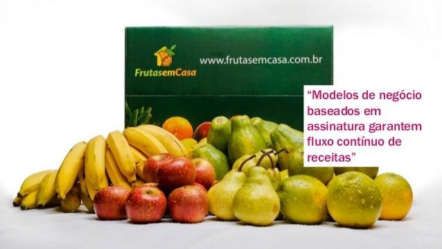 """www.vools.com.br 10 """"Modelos de negócio baseados em assinatura garantem fluxo contínuo de receitas"""""""