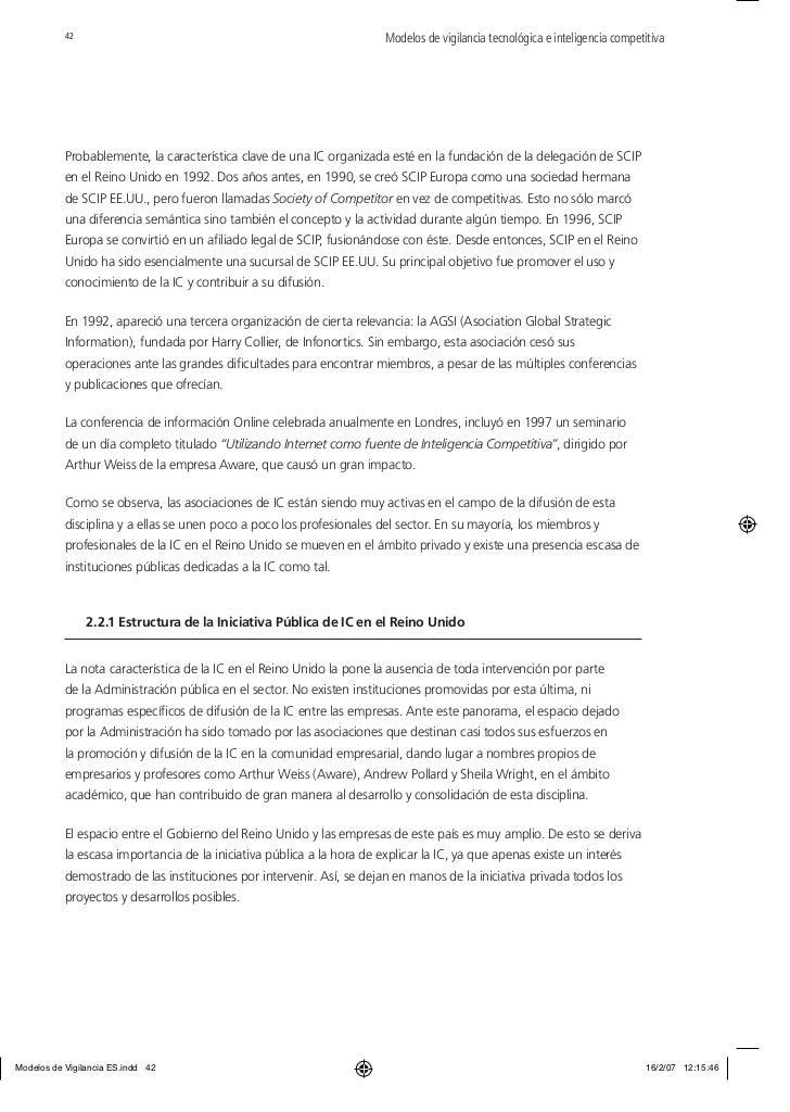 Modelos de vigilancia_infocenter