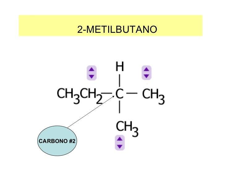 CARBONO #2   2-METILBUTANO