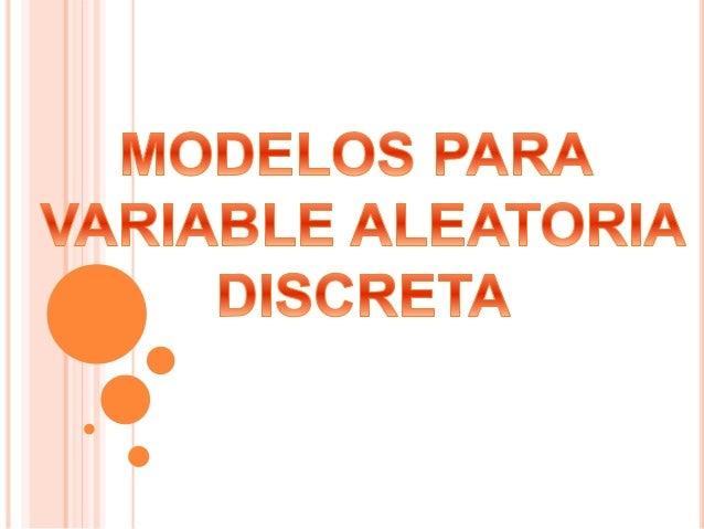 MODELO DE BERNOULLI Modelo para una experimento aleatorio con dos posibles resultado, cada uno vinculado al éxito y al fra...