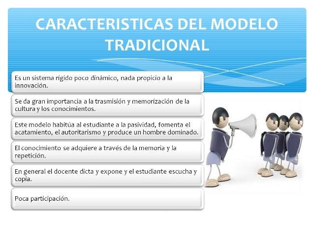 Modelos pedag gicos tradicional y romantico for Caracteristicas de los contemporaneos