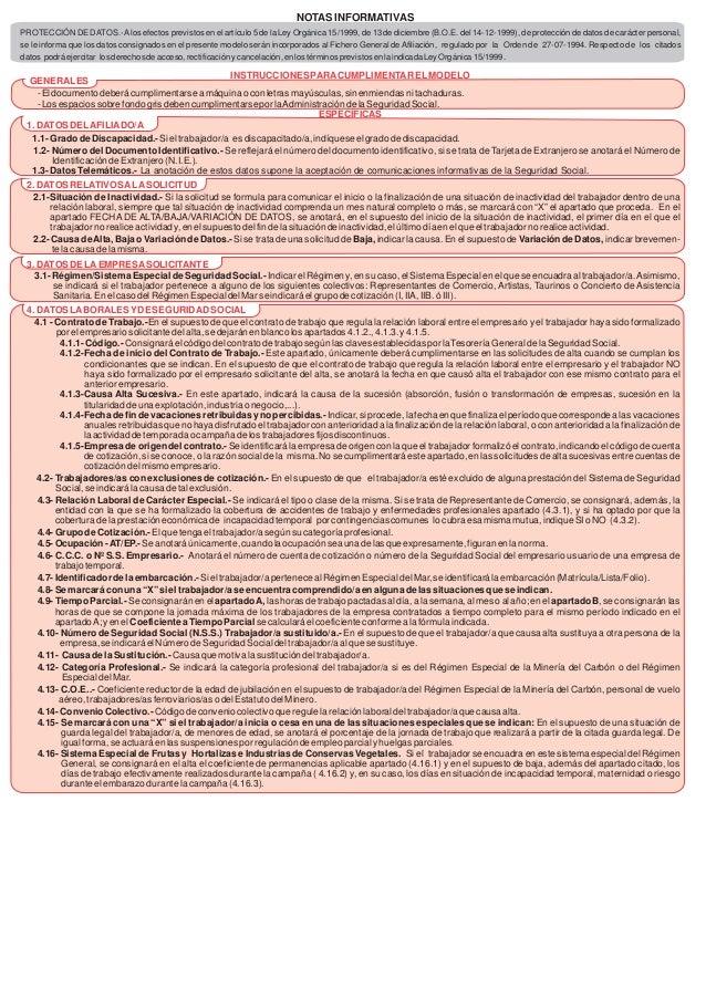 NOTASINFORMATIVAS PROTECCIÓN DE DATOS.-Alos efectos previstos en el artículo 5 de la Ley Orgánica 15/1999, de 13 de diciem...