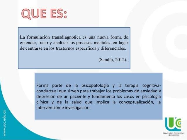 transdiagnostico