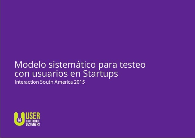 Interaction South America 2015