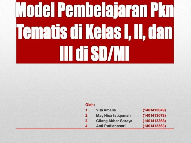 Oleh: 1. 2. 3. 4.  Vita Amalia May Nisa Istiqomah Gilang Akbar Soraya Anti Putlianasari  (1401413049) (1401413078) (140141...