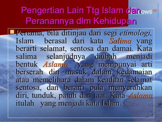 perdamaian dalam islam pdf