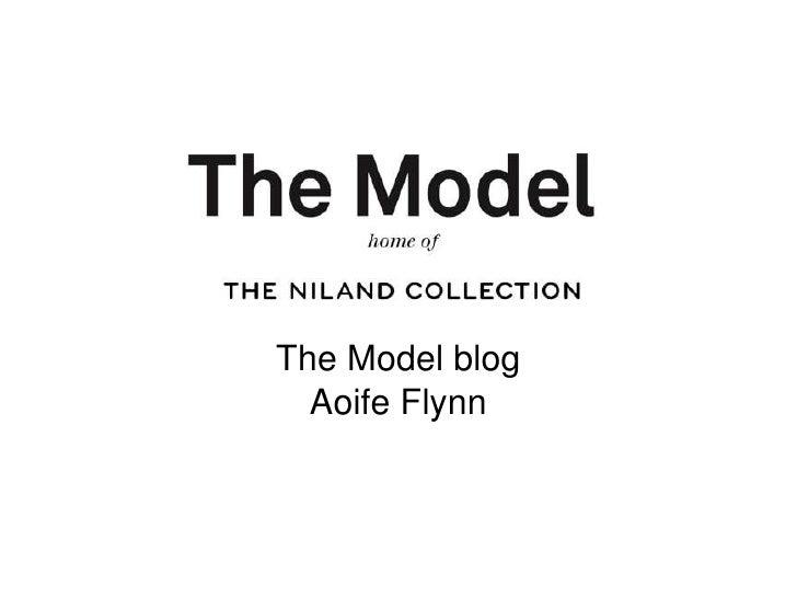 The Model blog Aoife Flynn