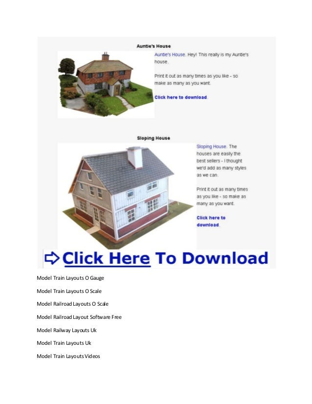 Model Railroad Layout Software Mac Model Railroad Layout Software F