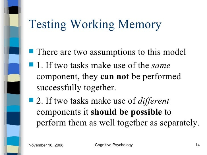 models of memory Squire's model (squire, 1987) squire proposed a model that differentiates long-term memory between declarative (or explicit) memory versus procedural (or implicit) memory.