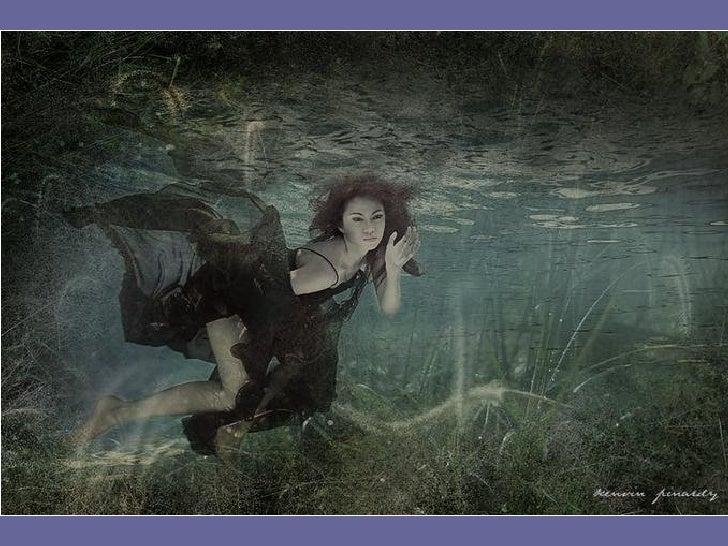 Models Underwater Slide 10
