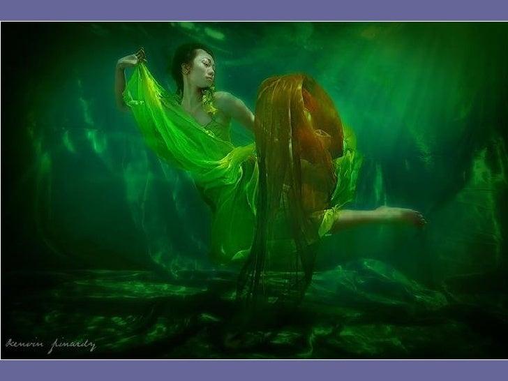 Models Underwater Slide 11