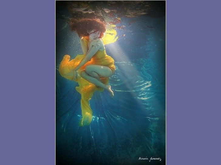 Models Underwater Slide 6