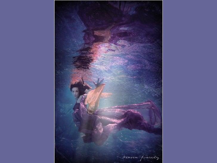 Models Underwater Slide 8