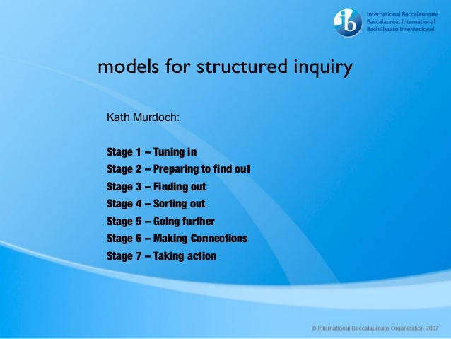 kath murdoch inquiry cycle pdf