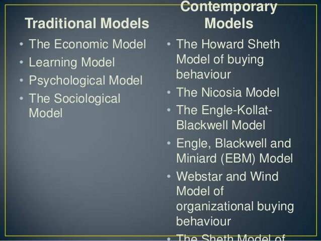 buyer behaviour theory essay Theory of consumer behaviour there are two main approaches to the theory of consumer behaviour to demand in economics the first approach is the marginal utility or cardinalist approach.