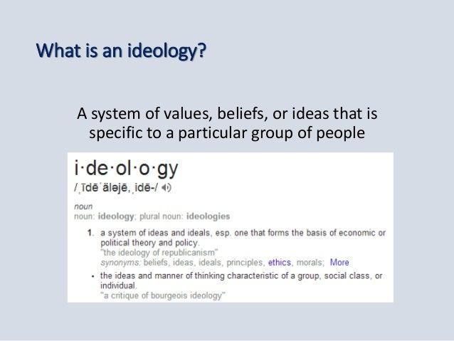 curriculum ideologies and models