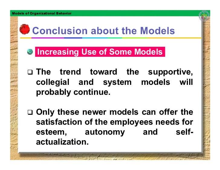 Organizational behavior model of grameenphone