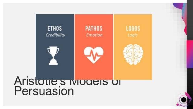 Cialdini and Aristotle's Models of persuasion-Apple advertisement Slide 3