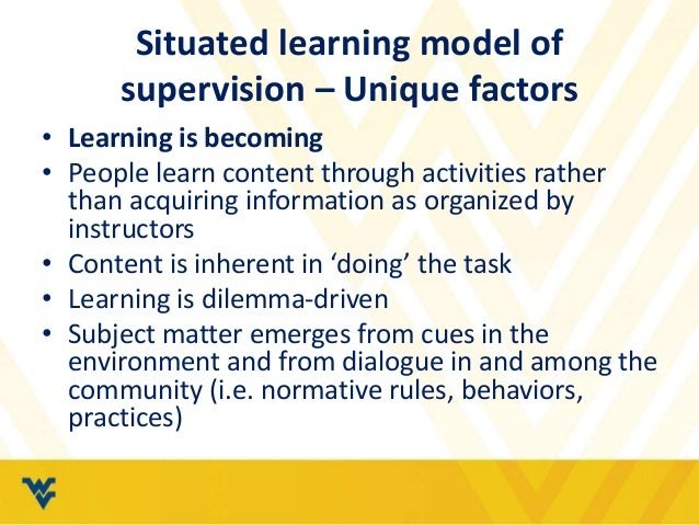 models of supervision Types of supervision models of supervision supervision resources contact us what is supervision there are many areas of supervision clinical supervision,.