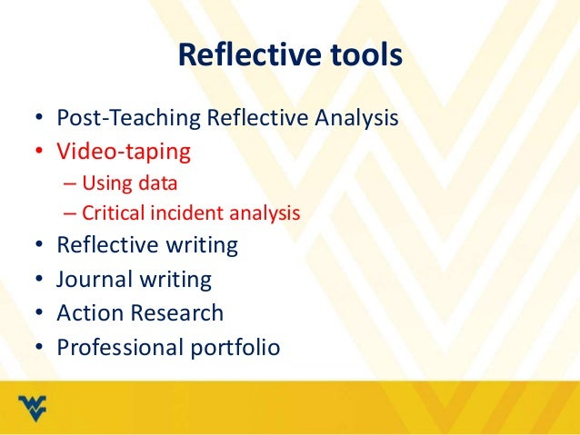"""reflection upon a critical incident essay A """"critical"""" reflection framework critical incident reflection sits well within the action research field or it can """"stand-alone"""" as a learning method."""