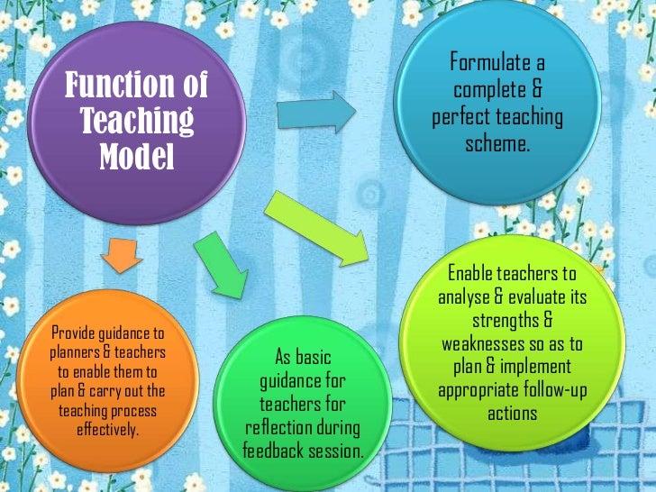 historical teaching models