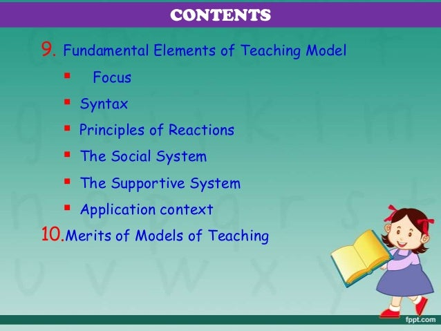 an introduction to the modern academic world and the concept of teaching and learning The course will assist pre-service teachers in understanding the complex nature  and  the influence of social developments and the present-day student  population on the school  educ 689: introduction to educational research   of preparation believed to be necessary for effective teaching in the academic  world.