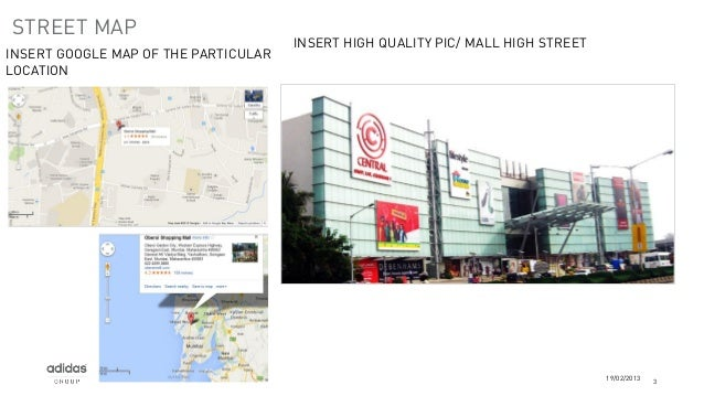 Fashion Street Mumbai Google Map