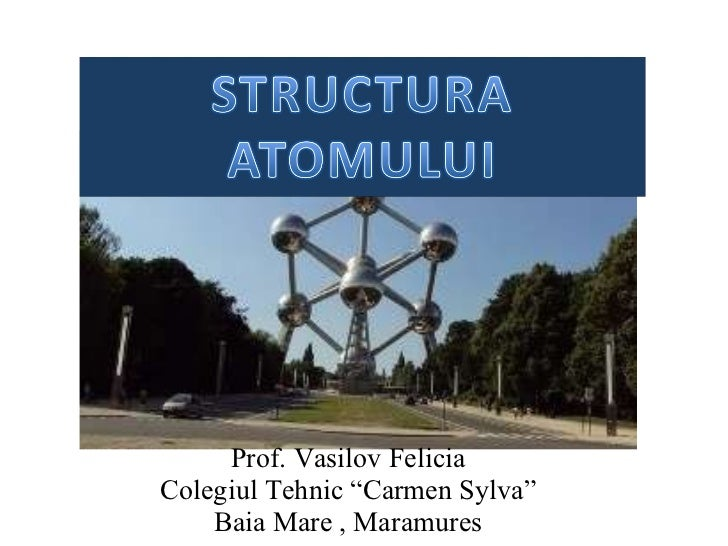 """Prof. Vasilov Felicia Colegiul Tehnic """"Carmen Sylva"""" Baia Mare , Maramures"""