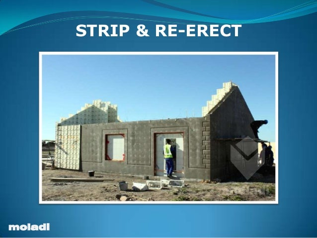 Modern building methods using modern building materials for Low cost housing construction techniques