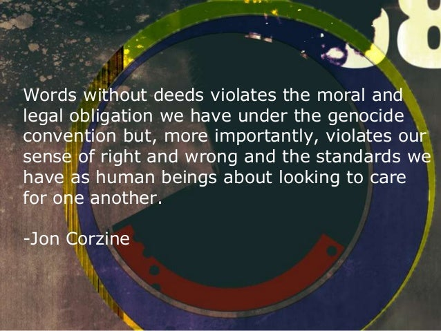 modern genocide Motivational and structural sources of genocide what follows from this analysis is  not, as bauman argues, a radical critique of modern civilization, but a clearer.