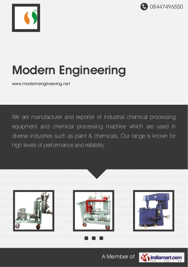 08447496550A Member ofModern Engineeringwww.modernengineering.netChemical Filter Machine Resin Filter Machine High Speed D...