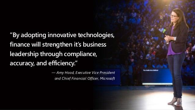 Modern Finance at Microsoft US Slide 3