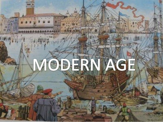the modern era World history: the modern era provides for comprehensive study of the  emergence of the  students will learn about the evolution of modern europe  since the.