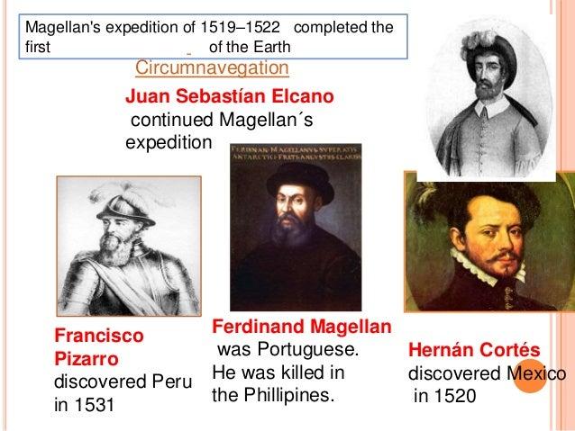 Juan Sebastián Elcano Ferdinand Magellan S Replacement: Modern Age In Spain 17