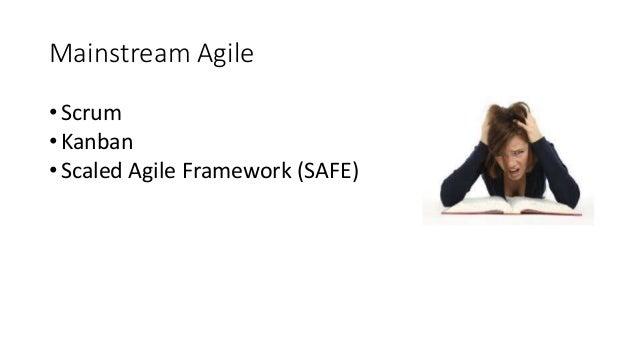 Modern agile presentation Slide 2
