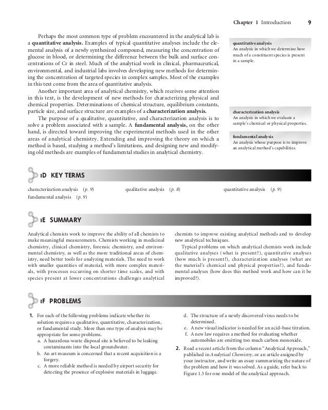inorganic qualitative analysis lab manual